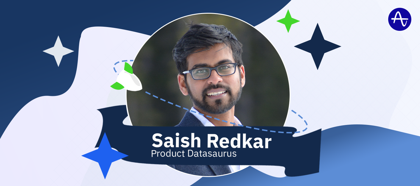 Community Spotlight: Saish Redkar