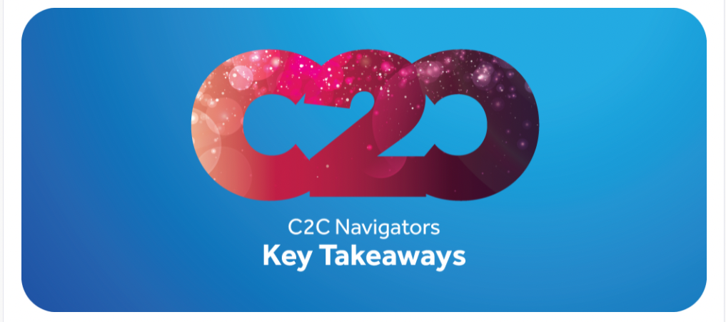 C2C Navigators Series: How Verizon and Workday Are Preparing for the Future of Work