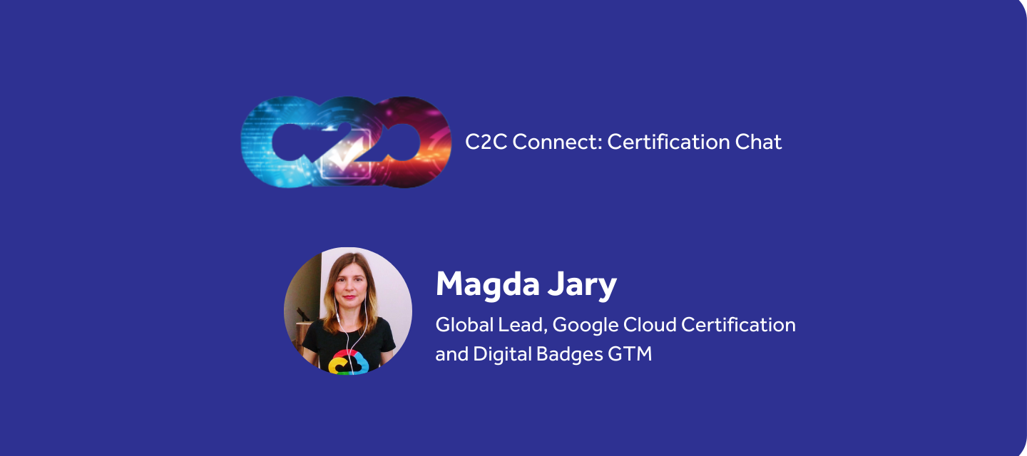 Certification Journeys with Magda Jary