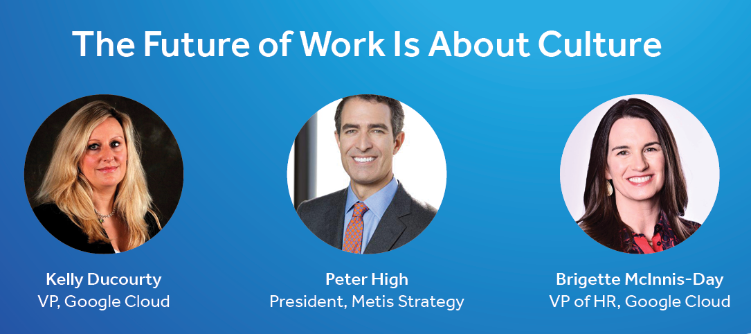 The Future of Work is About Culture (full video)