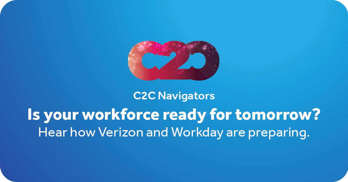 How Verizon and Workday Are Preparing for the Future of Work (full video)