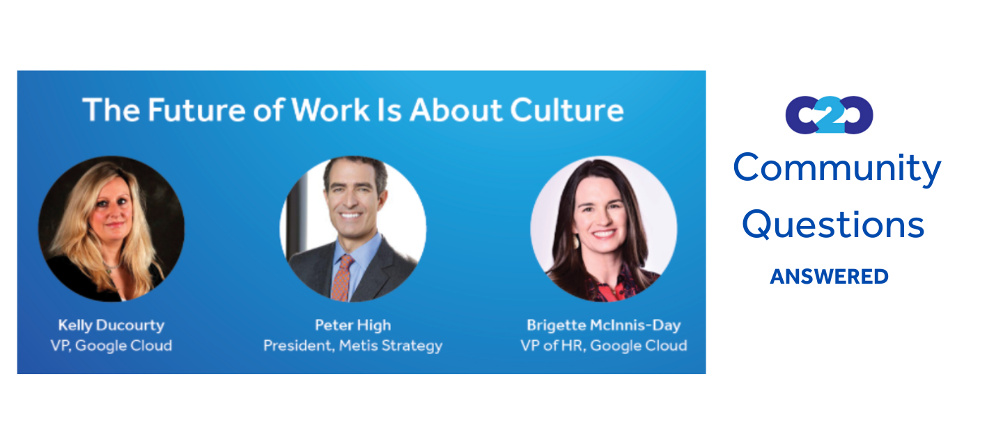 Your Questions, Answered: Future of Work is About Culture Navigator