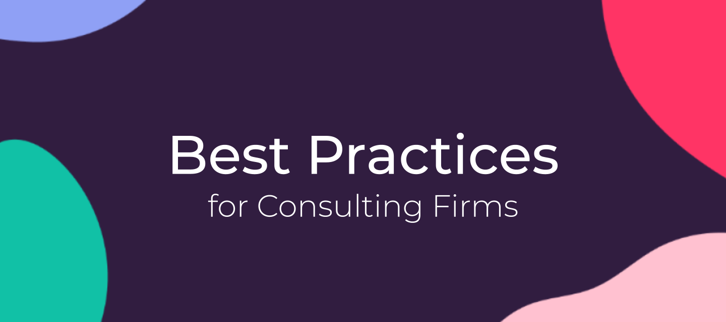 Copper Best Practices: Consulting Firms