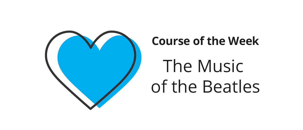 Share what you learned in The Music of the Beatles!