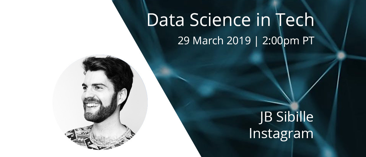 Webinar: Data Science in Tech
