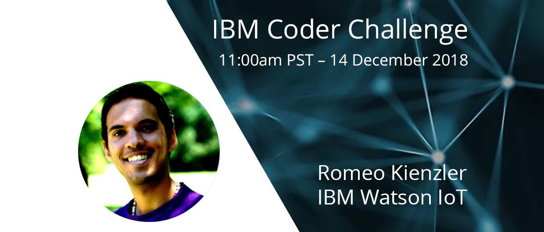 Introducing the IBM Coder Challenge