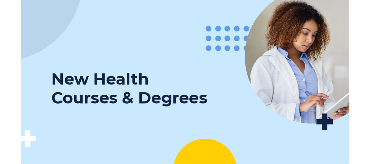 Coursera launches over 100 new health courses!