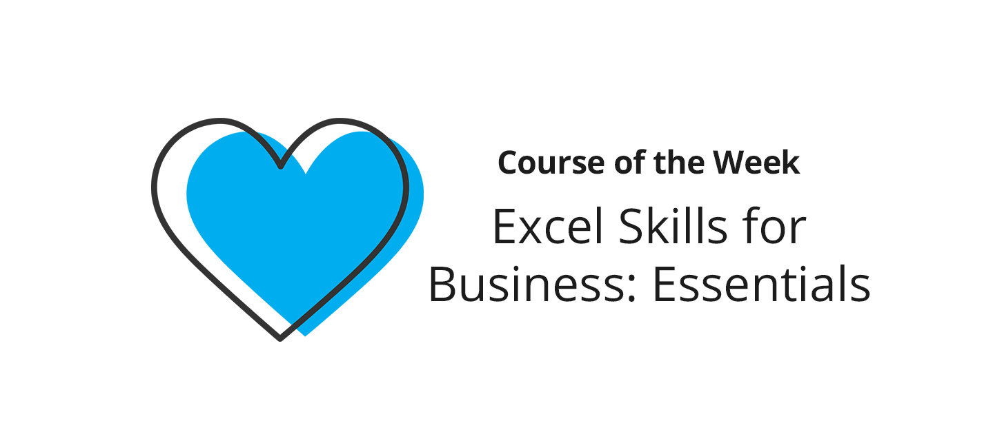 Excel Skills for Business: Essentials – What did you learn?