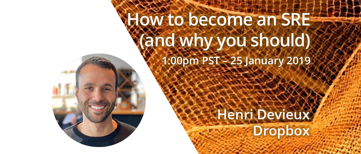 How to become an SRE (and why you should)   Webinar