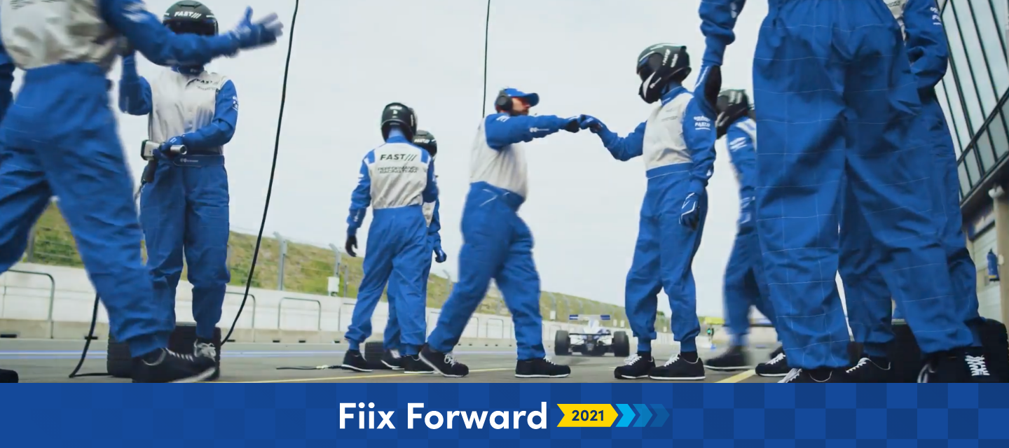 🏁 Session Highlight 🏁 Does maintenance ever feel like the fast-paced world of racing?