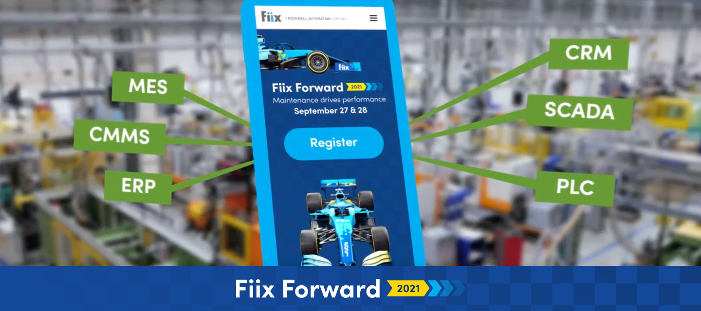 🏁 Session Highlights 🏁 Fiix + Rockwell Automation vision & path to integration