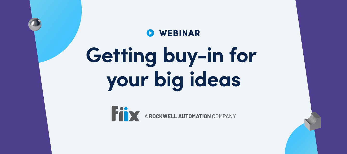 Getting buy-in for your big ideas