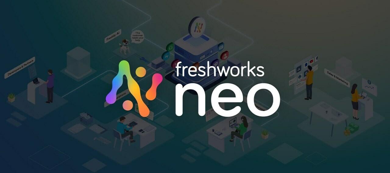 Meet Freshworks Neo: The modern AI-powered enterprise platform