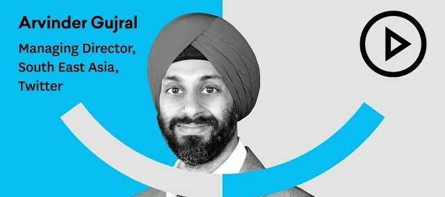 Happy Sales Masterclass ft. Arvinder Gujral, MD, South East Asia, Twitter