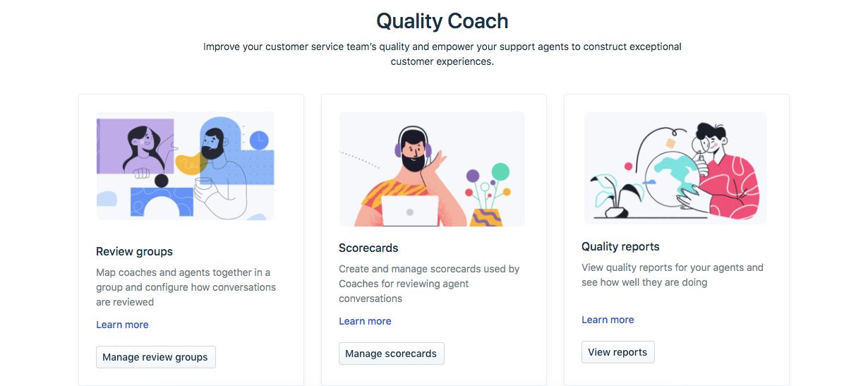 Introducing Quality coach (Beta)!