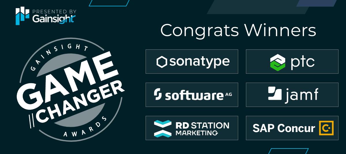Congrats, 2021 GameChanger Award Winners!