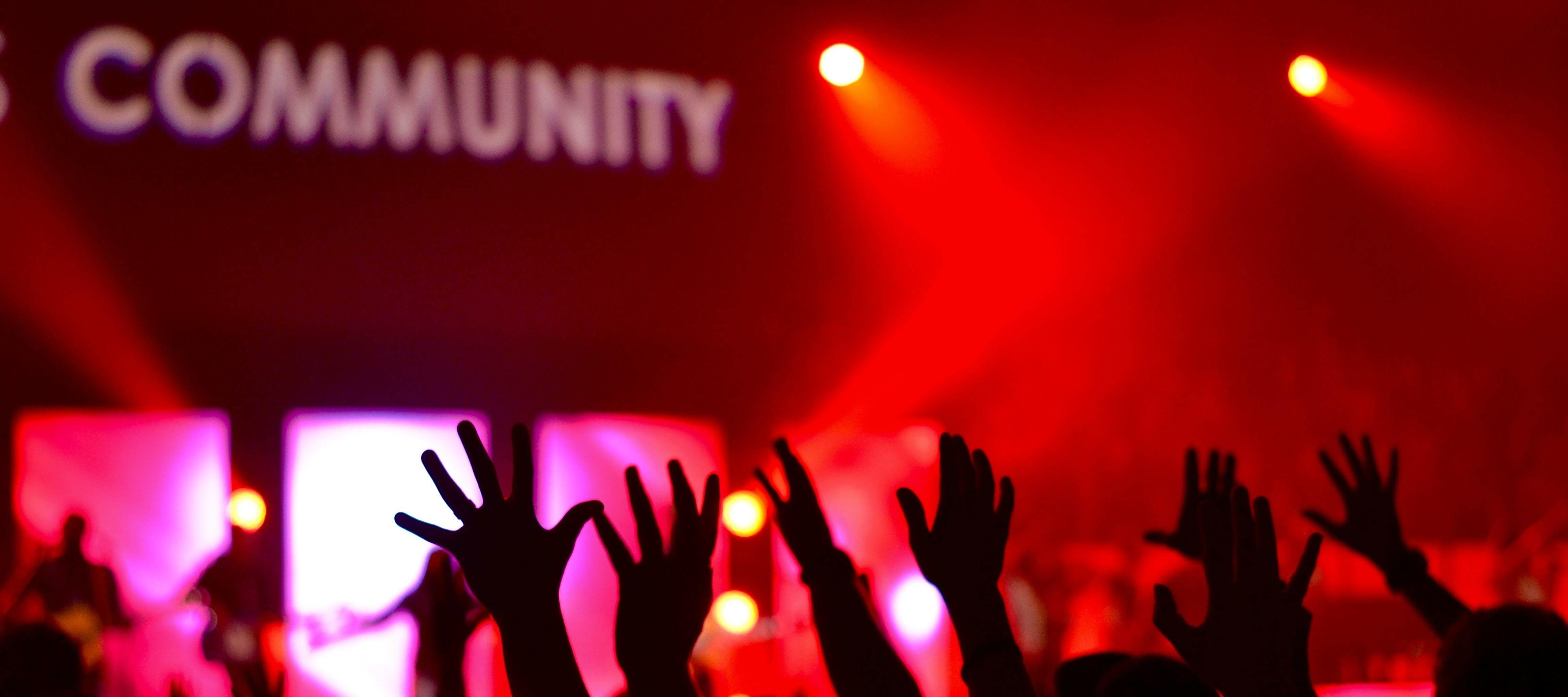 Get involved with Community!