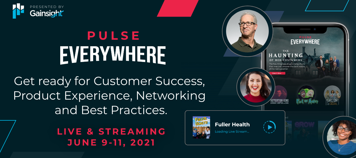 Pulse Everywhere - Live & Streaming June 9-11, 2021