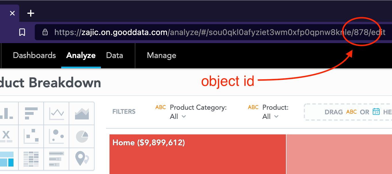How to Get Metadata Object Identifiers in GoodData Platform
