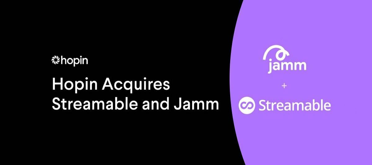 Hopin just acquired Streamable and Jamm and what this means for Hopin users