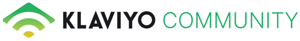 Klaviyo Community Logo