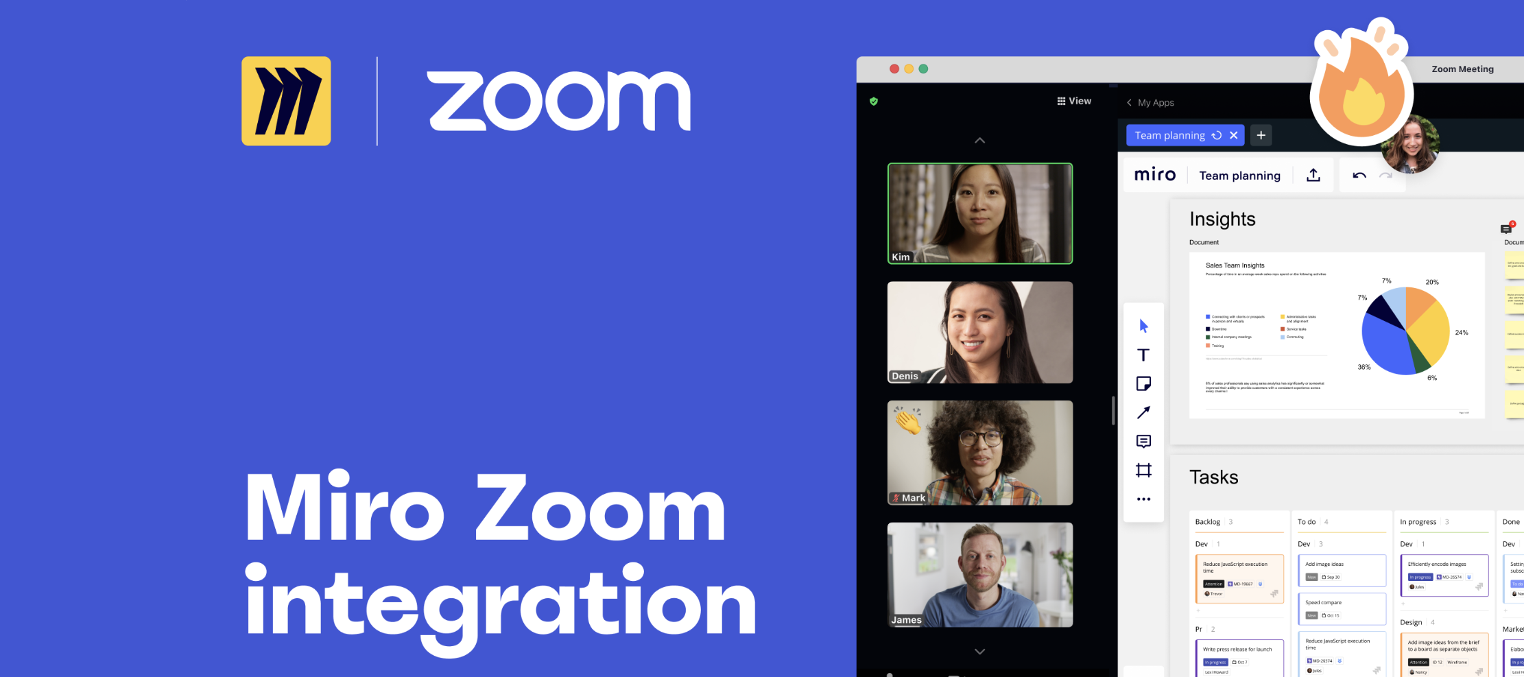 NEW! Announcing the Miro app for Zoom