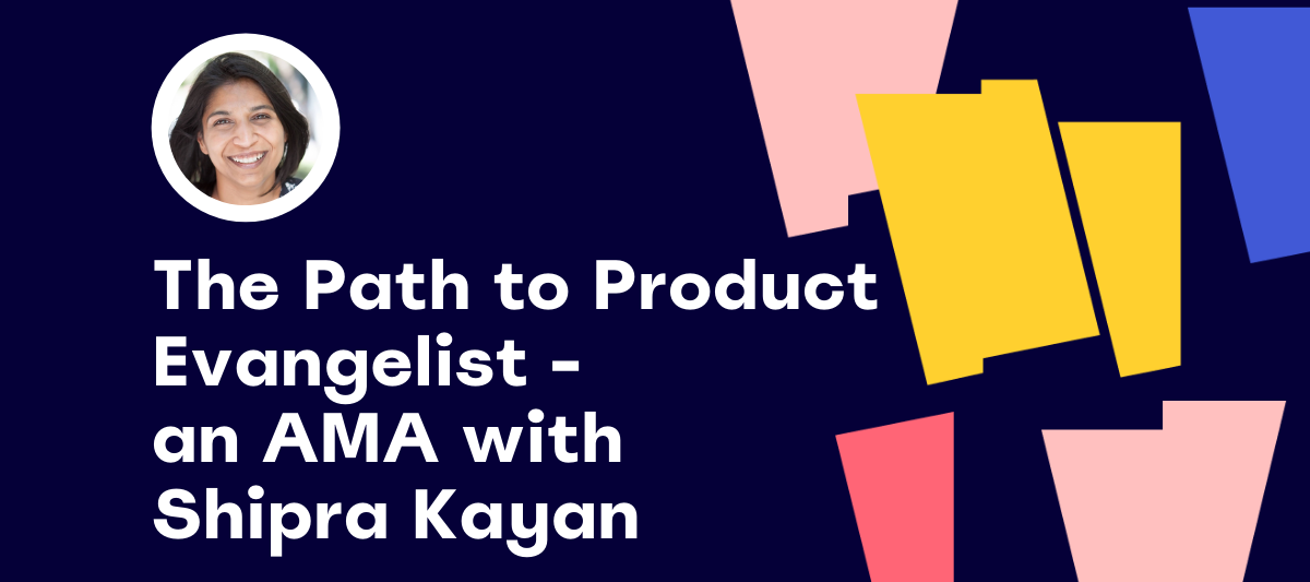 Join us on September 22 for an AMA with Miro's Product Evangelist!