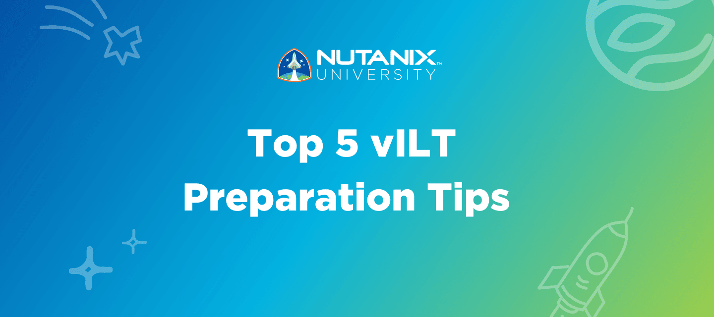 Top 5 tips to Prepare for Your Next vILT Class