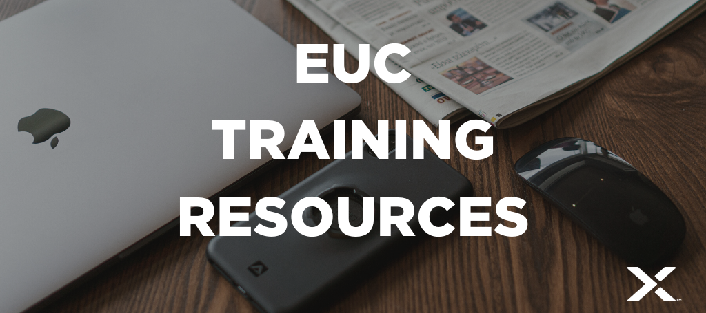 EUC Training Resources