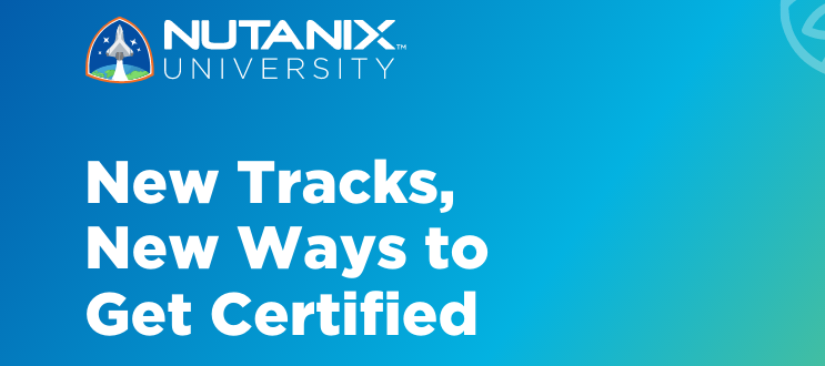 New Tracks New Ways to Get Certified