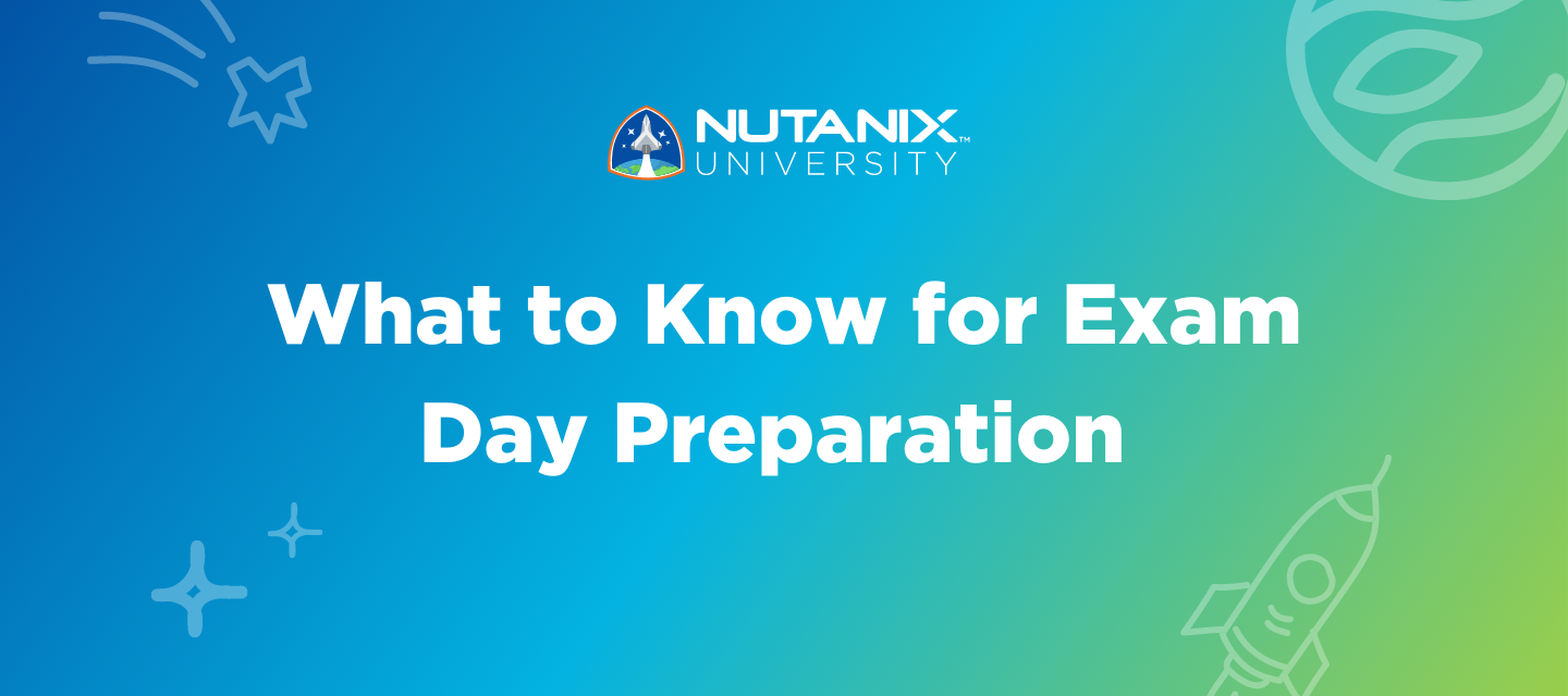 Top 6 Things You Should know for Exam Day Prep