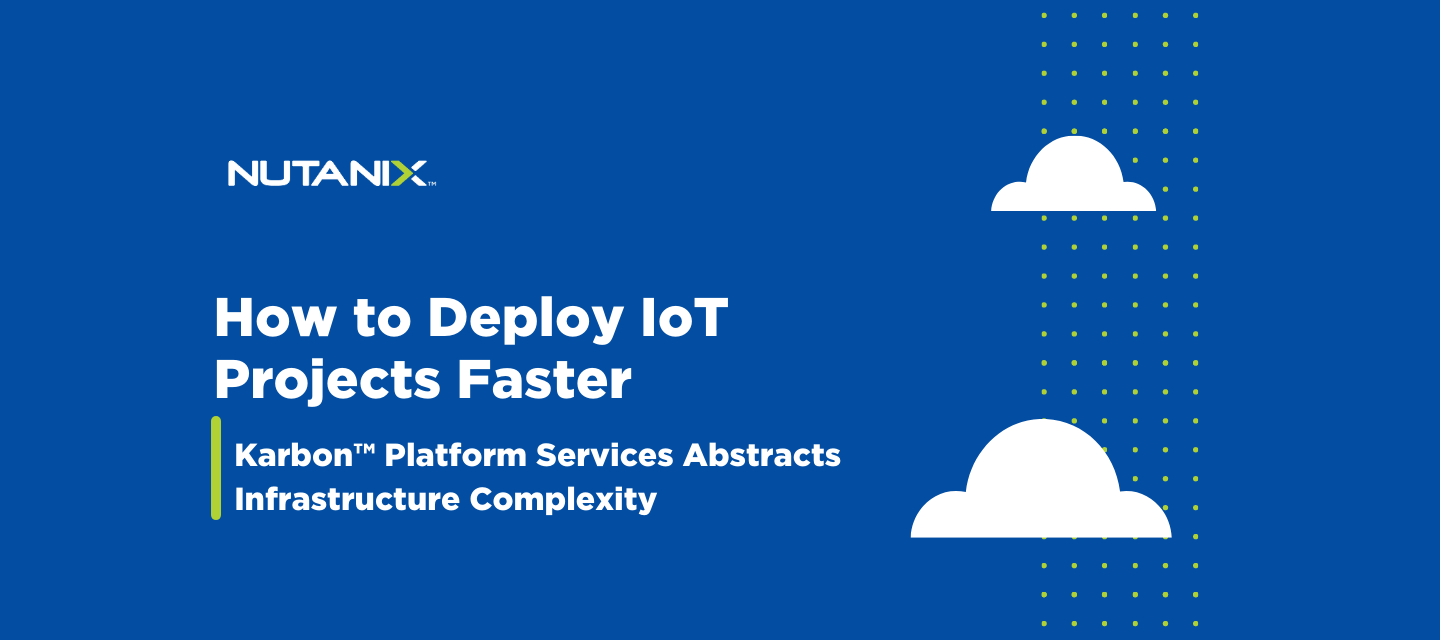How to Deploy IoT Projects Faster