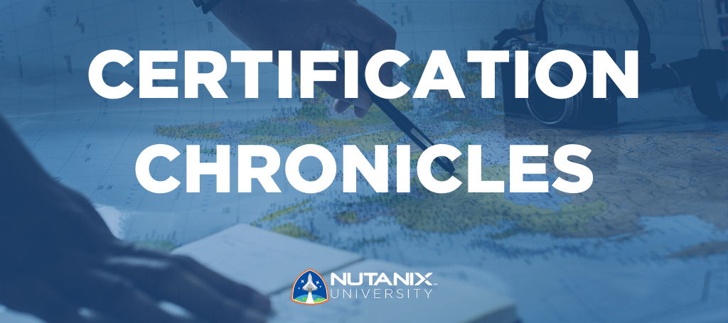Certification Chronicles