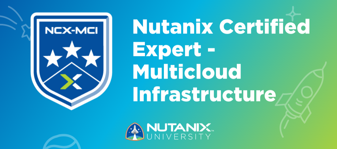 The NCX Interviews: Kyle Cherry, Sr Consultant at Nutanix