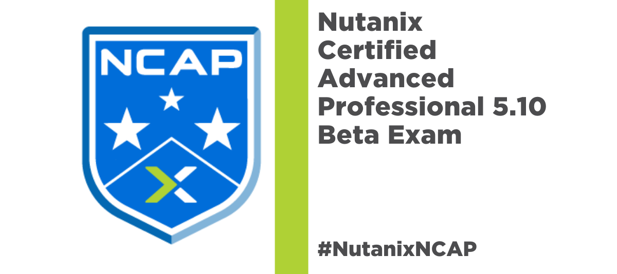 NCAP 5.10 Beta Exam Now Open