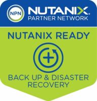Announcement - Sureline Systems is now Nutanix Ready for Backup and Disaster Recovery on vSphere