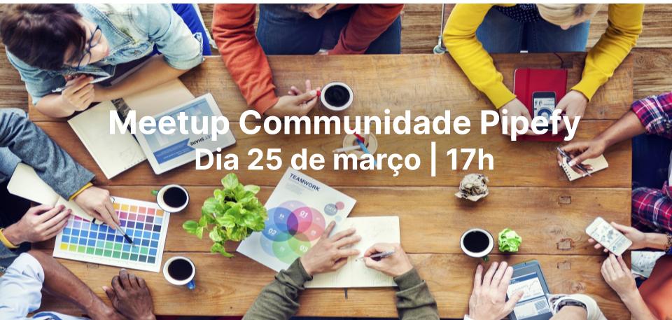 Meetup de Março | Case Deskflows