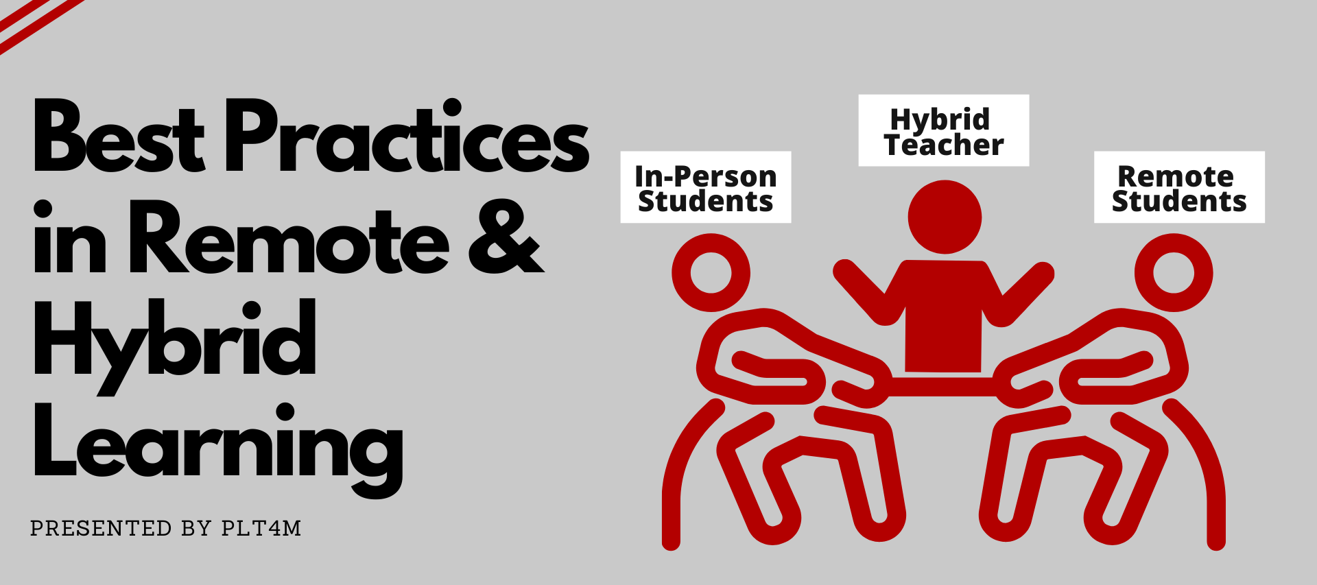 Best Practices in Remote & Hybrid Learning