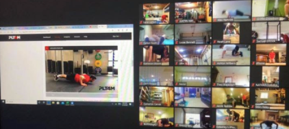 PLT4M & Zoom: Logistics in Remote Learning