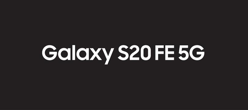 New Samsung Galaxy S20 FE 5G!