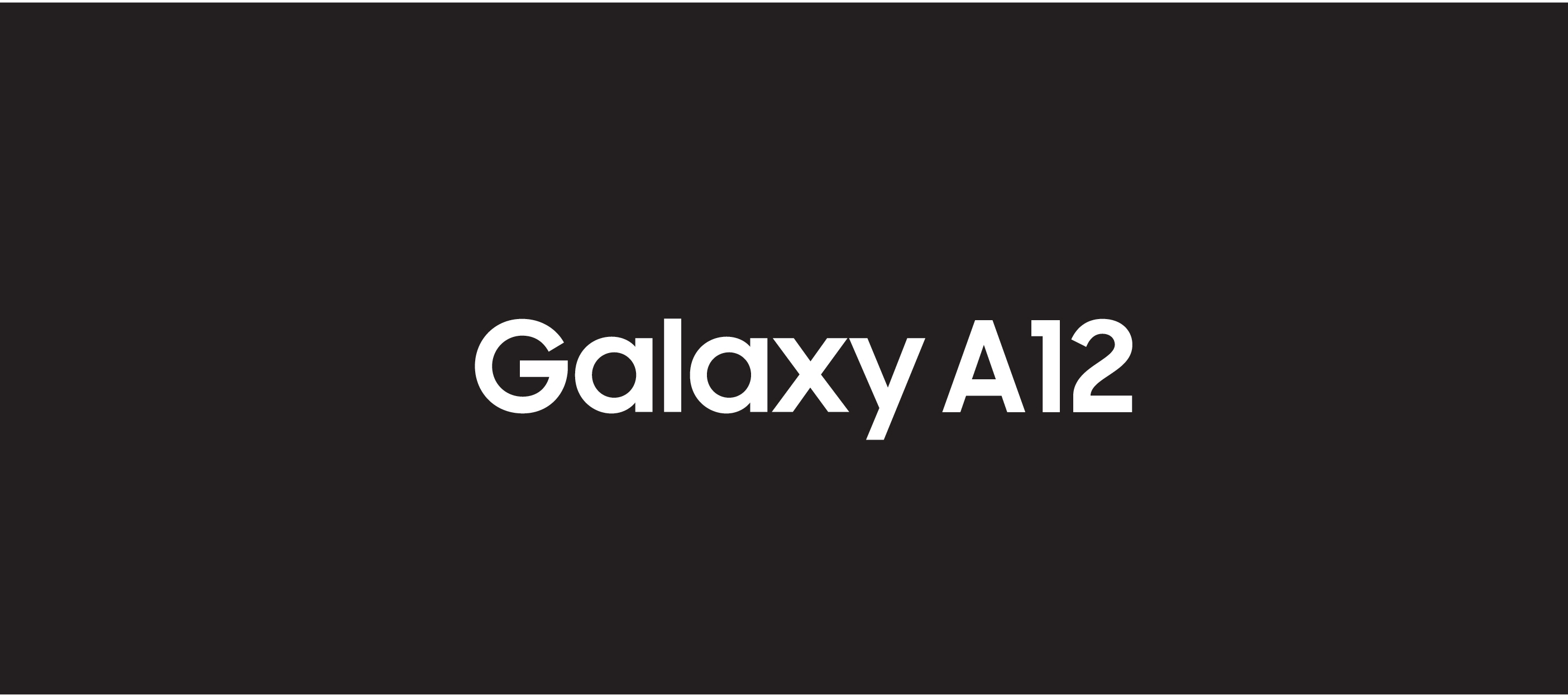 New Samsung Galaxy A12