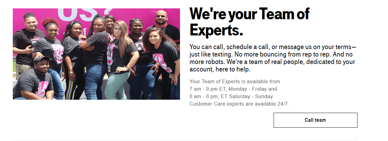 How Do You Message Or Chat With Customer Service Online T Mobile Community