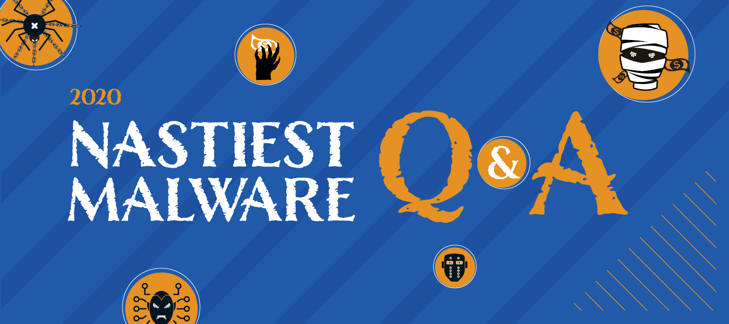 Nastiest Malware Q&A 2020 Part 3