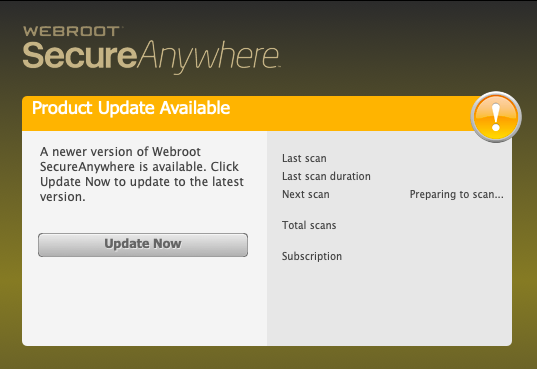 Webroot not updating femme dating sites