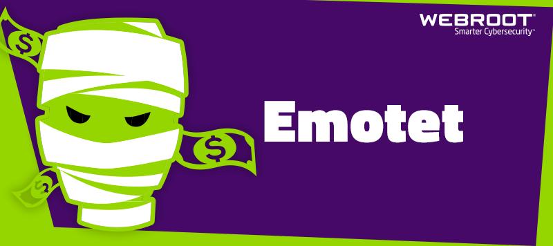Live Blog: Emotet Botnet
