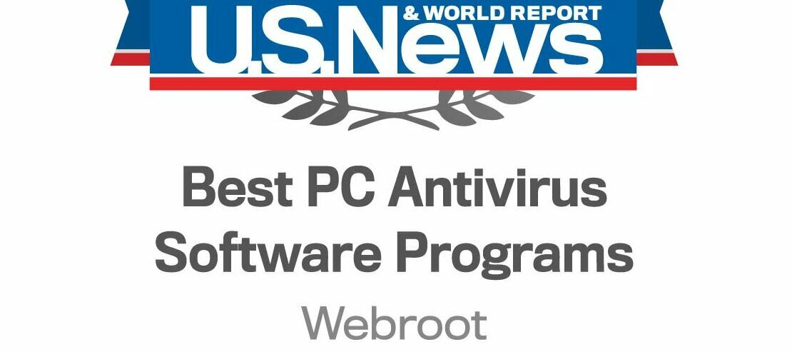 U.S. News Names Webroot 'Best Of' Two Years Running