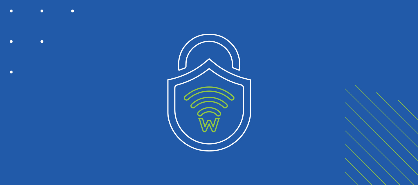 Server locations by country for Webroot WiFi Security
