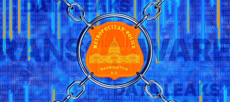 Cyber News Rundown: Ransomware Group Threatens D.C. PD
