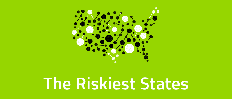 The Riskiest States in America 2019