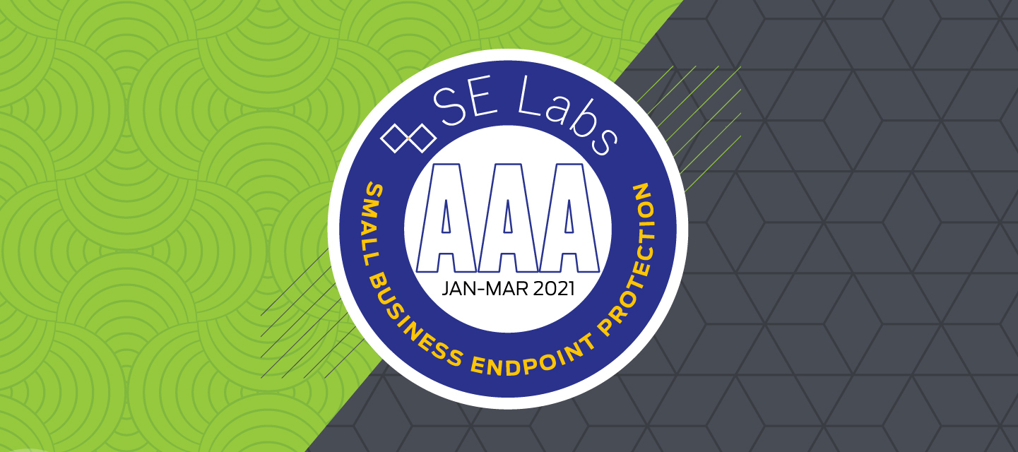 Webroot wins second-straight SE Labs AAA rating for small business endpoint protection